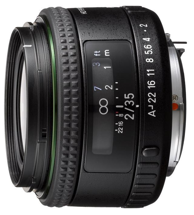 画像: HD PENTAX-FA35mmF2