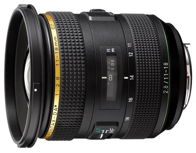 画像: HD PENTAX-DA★11-18mmF2.8ED DC AW