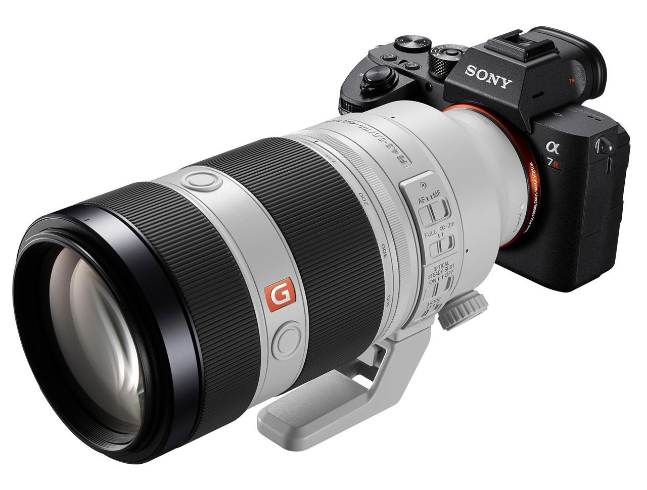 画像: 今回の撮影で使用したのはα7R Ⅲと 「G Master」レンズFE 100-400mm F4.5-5.6 GM OSS