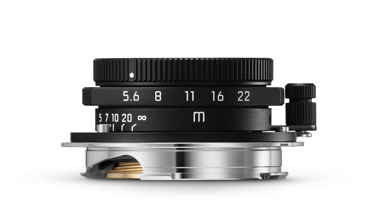 画像: ライカ ズマロンM f5.6/28mm マットブラック