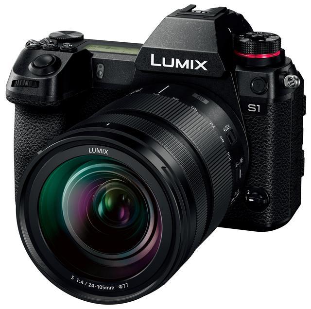 画像: LUMIX S1