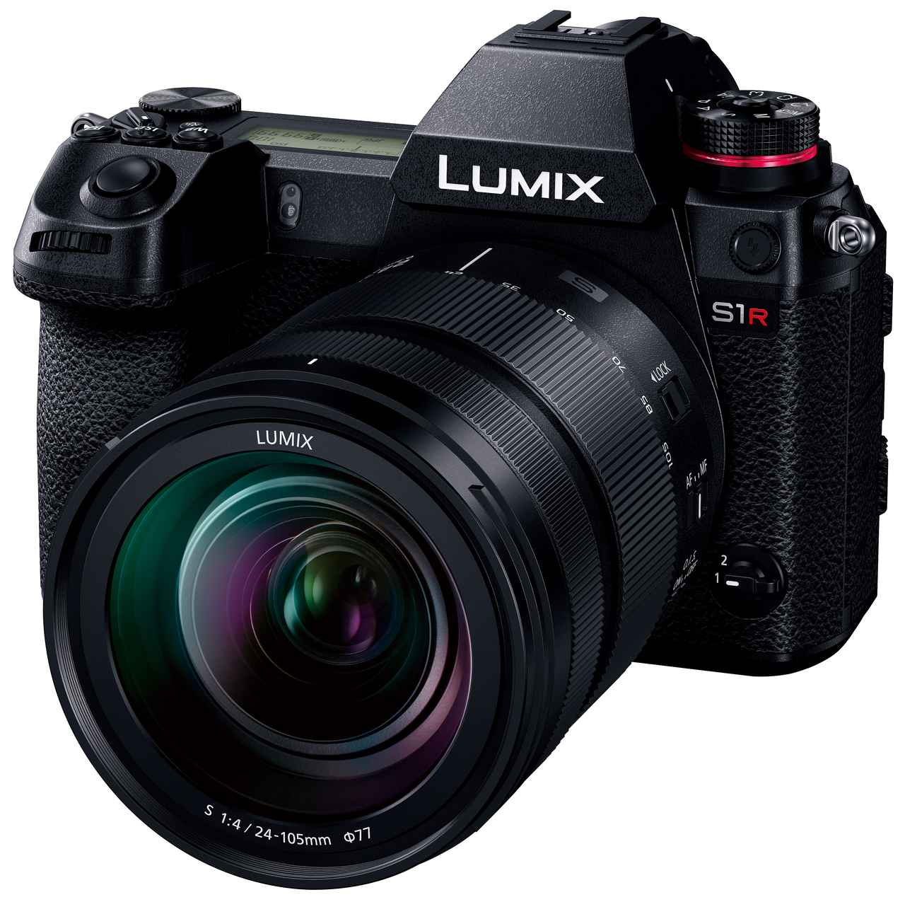 画像: LUMIX S1R