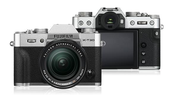 画像: FUJIFILM X-T30   富士フイルム