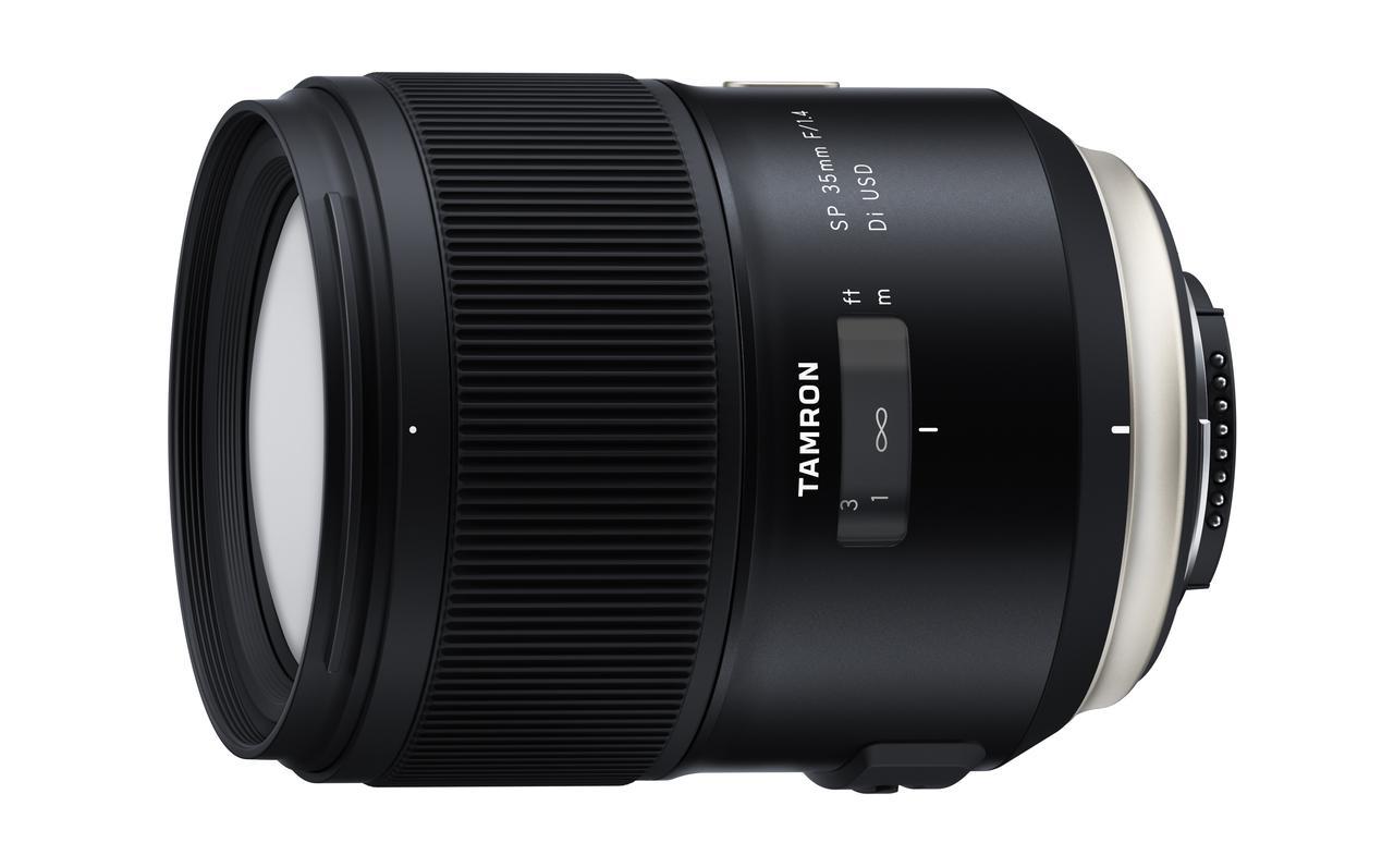 画像: SP 35mm F/1.4 Di USD (Model F045)