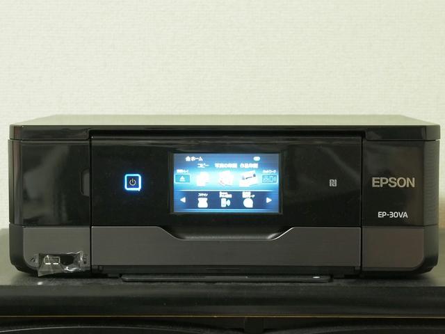 画像: 以前から使っていた「EP803」よりもひと回りほど小さく、さらに2kgも軽量。それでいてプリントがキレイなのだから言うことありません。