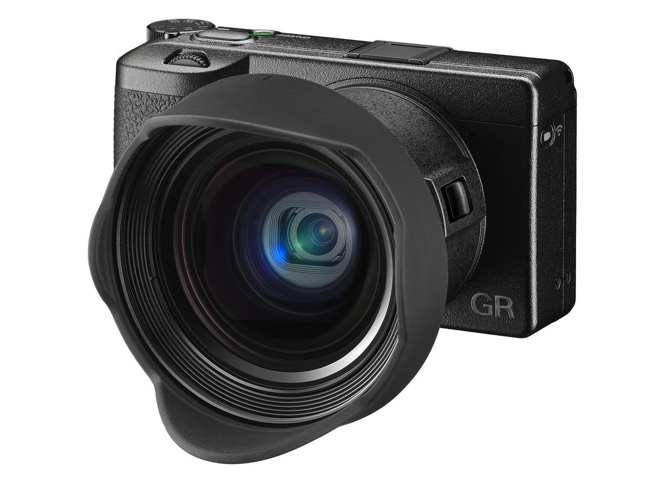 画像: GW-4を装着したGR III