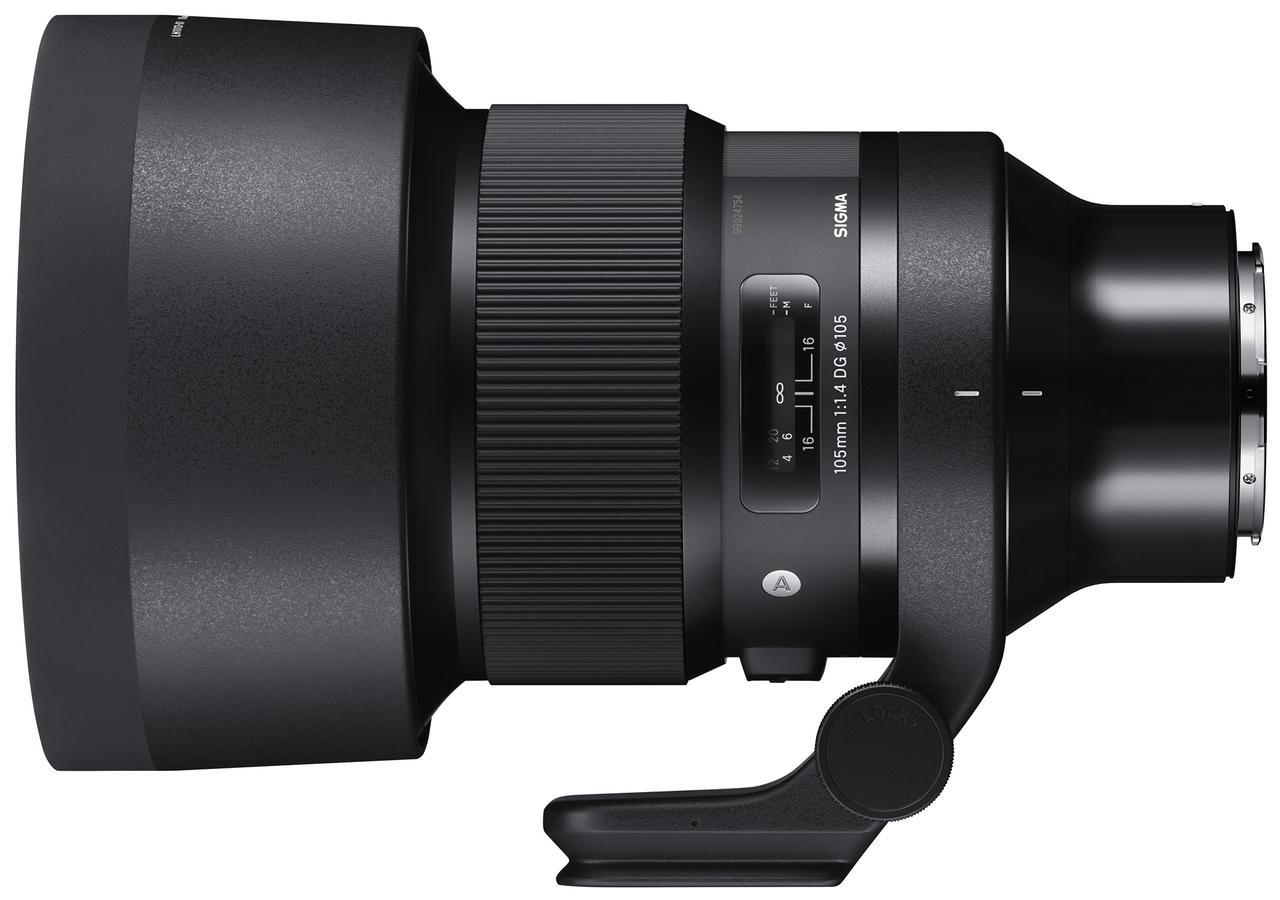 画像: SIGMA 105mm F1.4 DG HSM | Art
