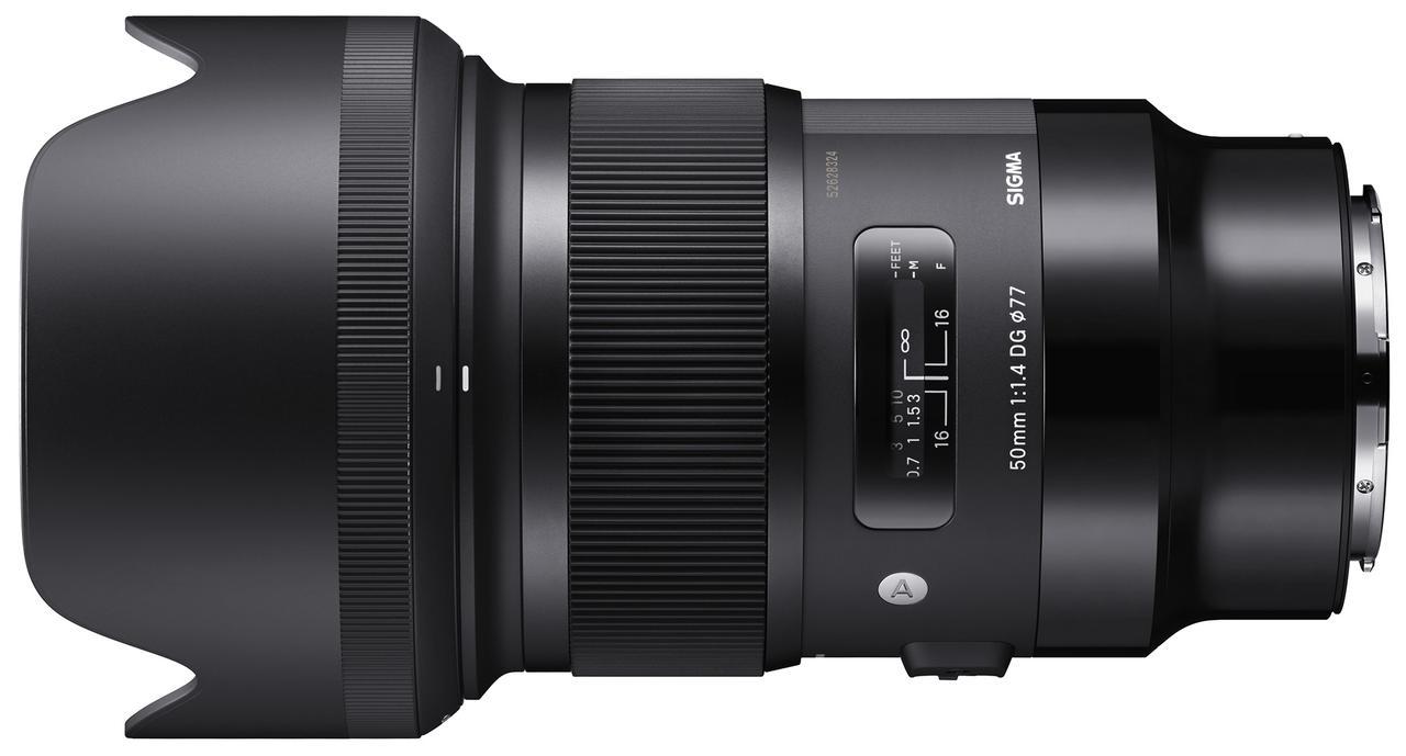 画像: SIGMA 50mm F1.4 DG HSM | Art