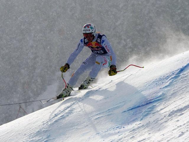画像1: さぁ、スキーレースが始まれば被写体(レーサー)をどのように捉えるかに集中する。