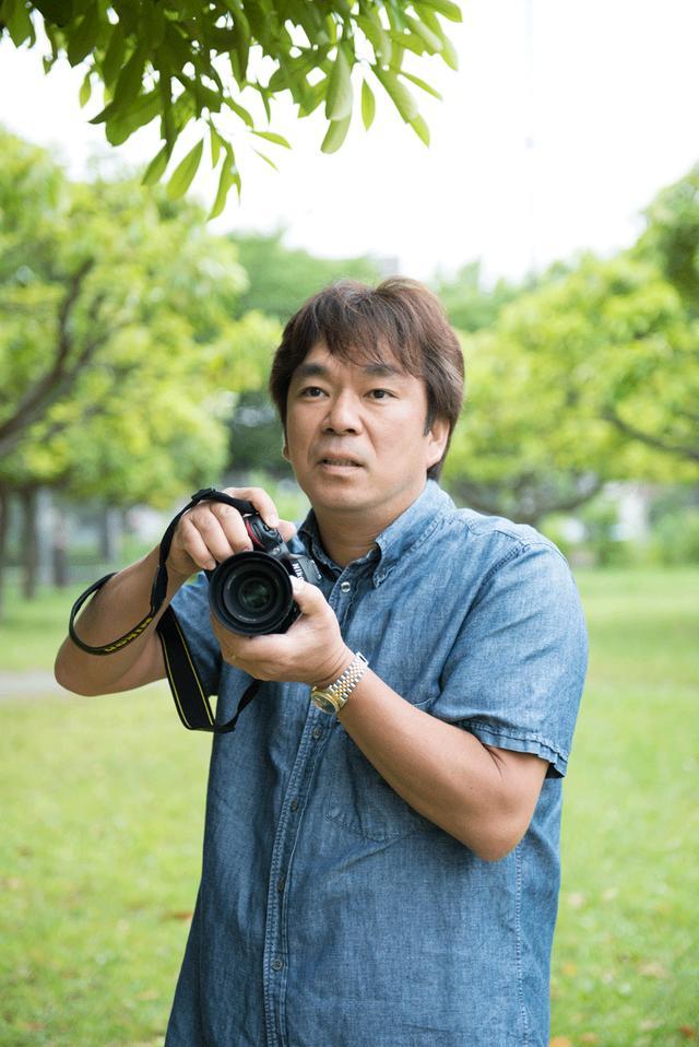 画像: 撮影指導は、写真家・河野英喜さん。カメラマン誌の表紙撮影を担当、現在は「ジャンル別フォト講座」講師。