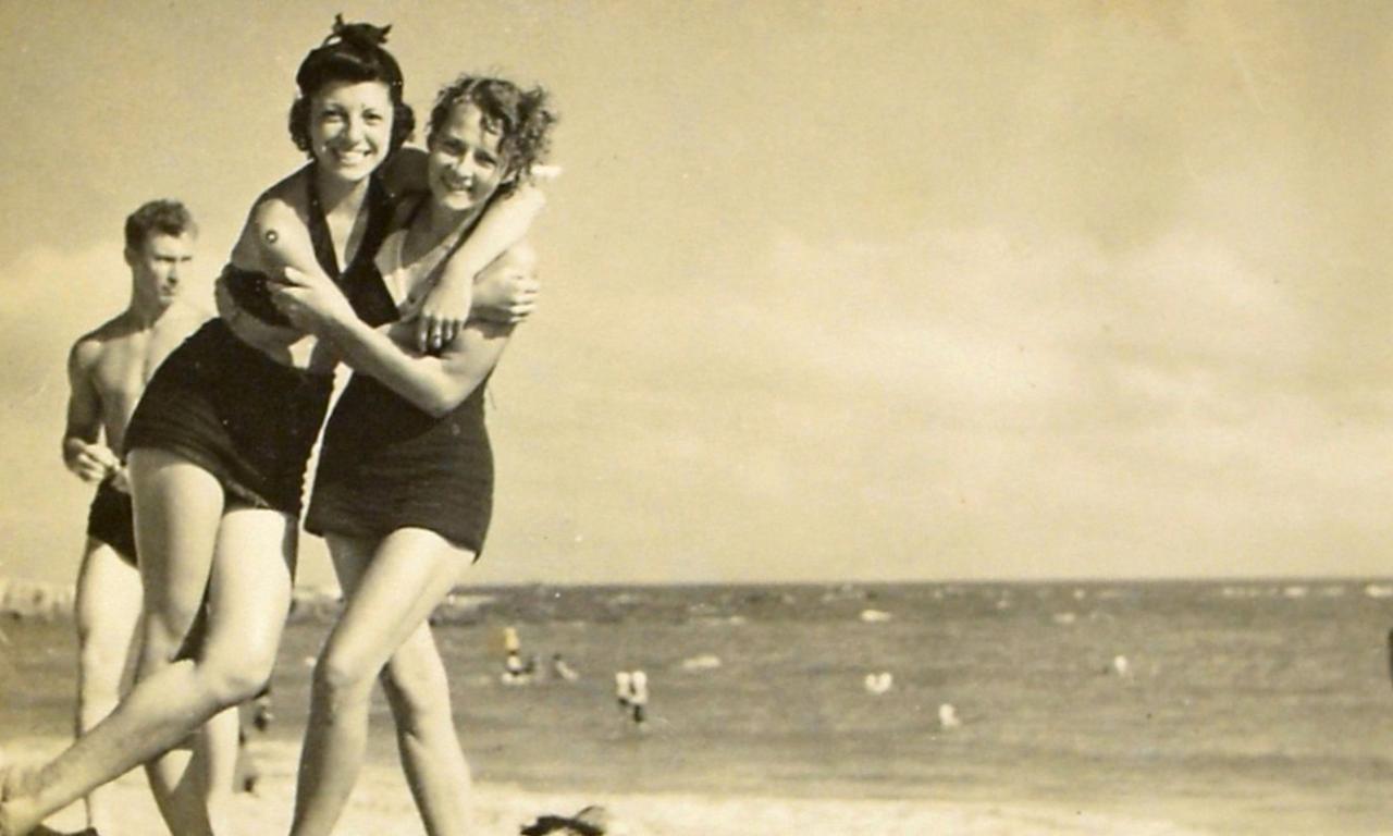 画像: 1937年 中国・青島「忠の海」