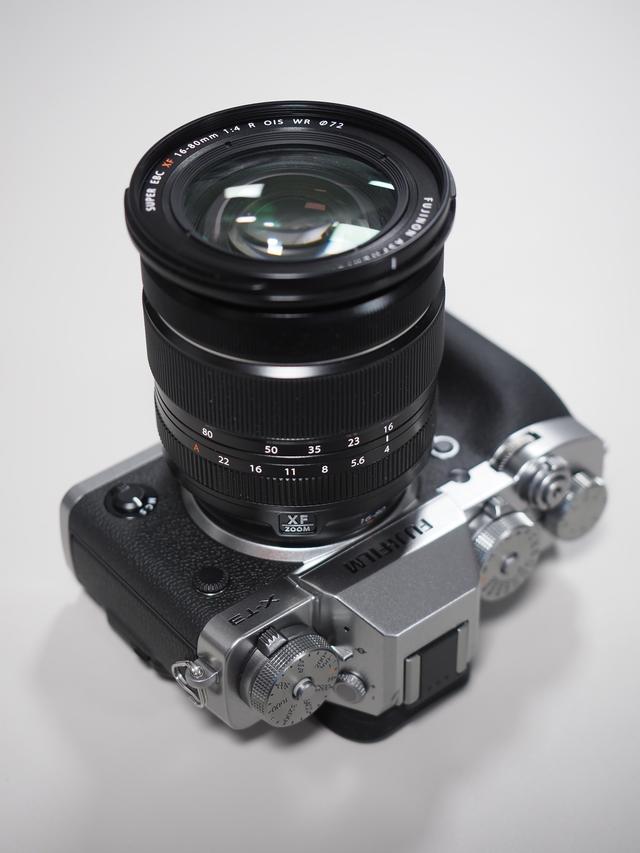 画像2: フジノンレンズ XF 16-80mm F4 R OIS WR