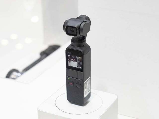 画像2: DJI「Osmo Compact」