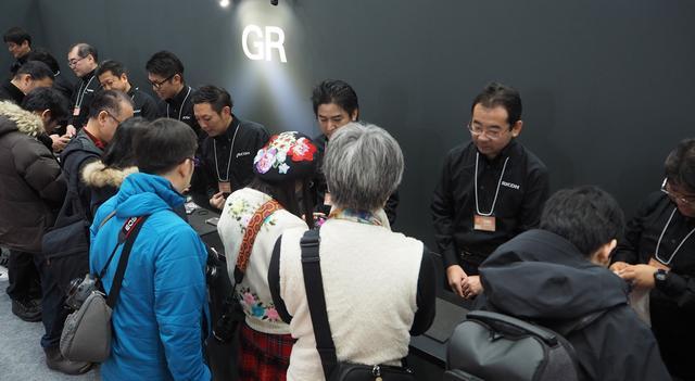 画像1: 注目のGR Ⅲはやはり大人気!
