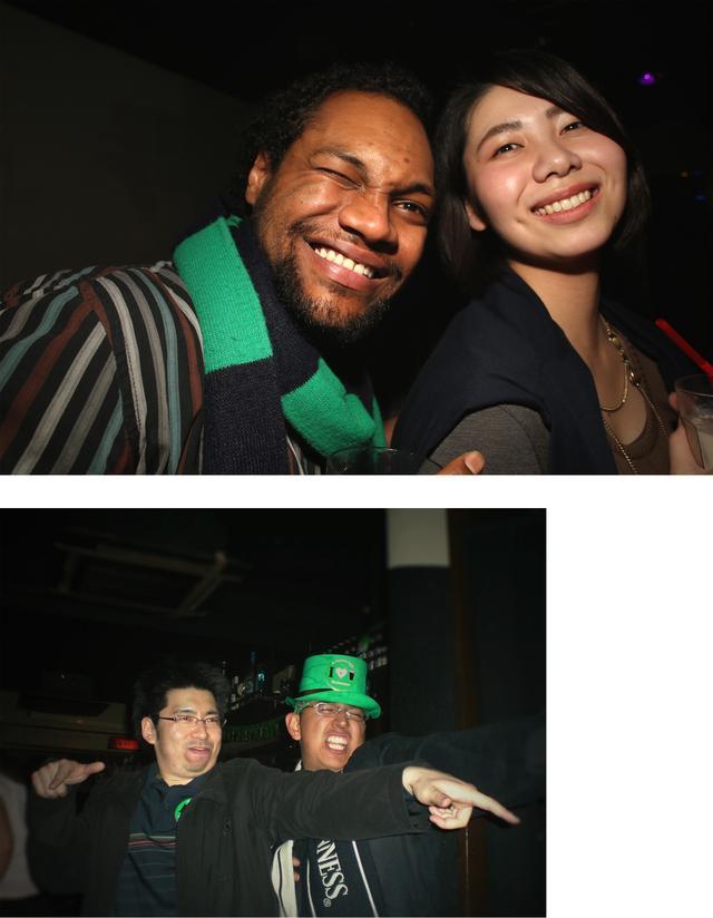 画像1: 博多によーきんしゃったね!  グローバルでディープな博多の今をリアルにレポート!  〜「セント・パトリックス・デーは博多で..はしご酒やろ!」編〜