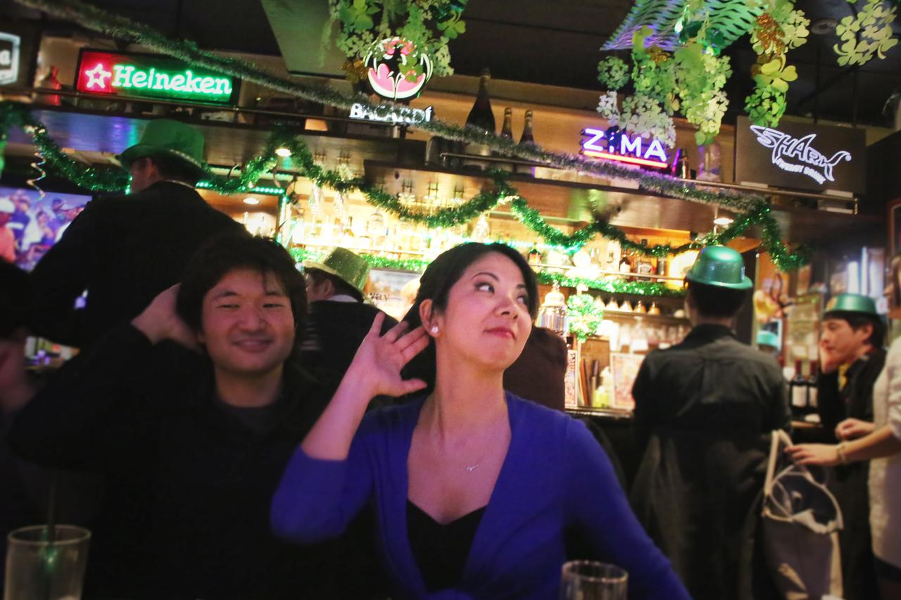 画像6: 博多によーきんしゃったね!  グローバルでディープな博多の今をリアルにレポート!  〜「セント・パトリックス・デーは博多で..はしご酒やろ!」編〜