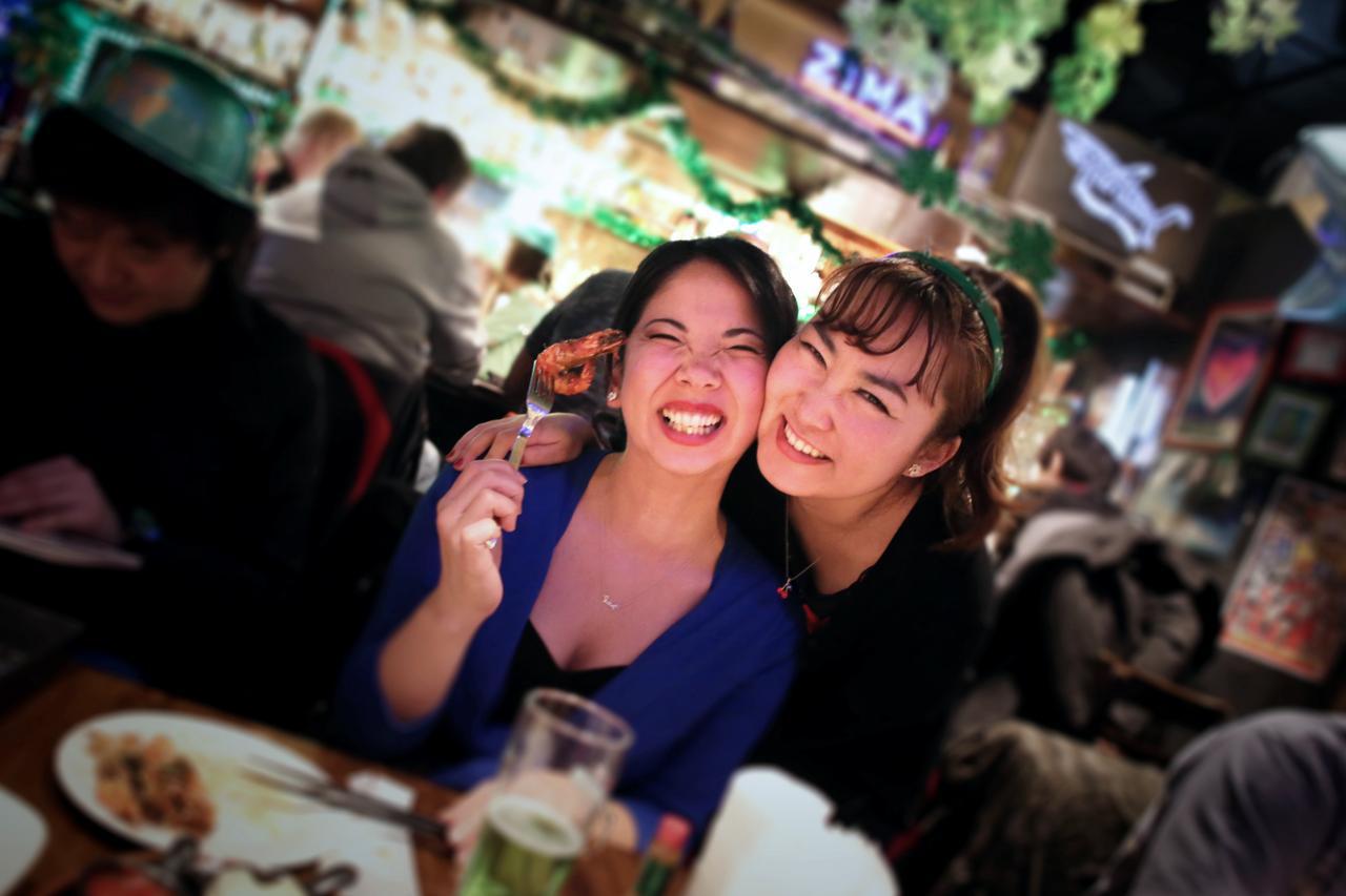 画像: 博多のセント・パトリックス・デーの特徴は「みんな来んしゃい!」
