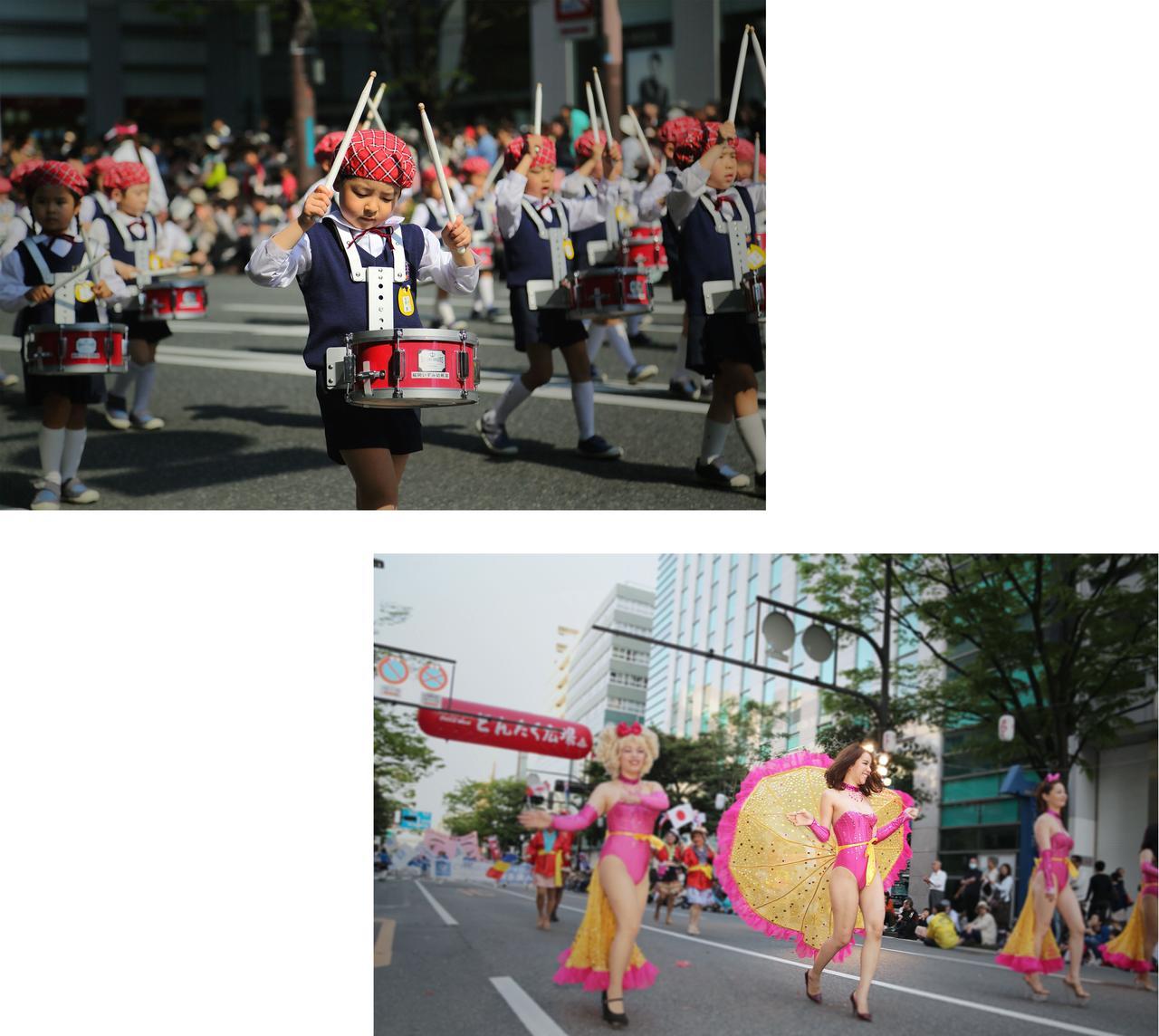 画像3: どんたくといえばパレードやろ!