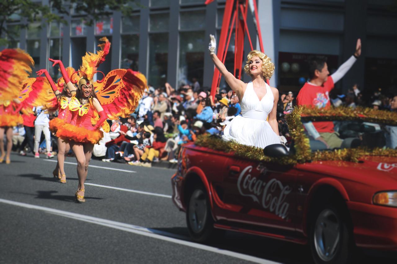 画像4: どんたくといえばパレードやろ!