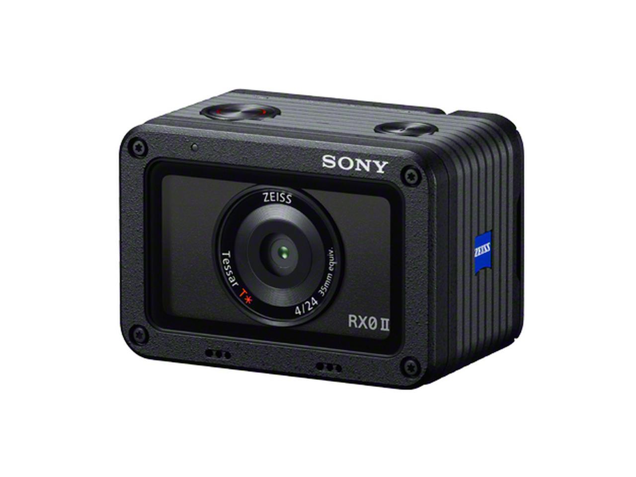 画像: RX0 II(DSC-RX0M2) | デジタルスチルカメラ Cyber-shot サイバーショット | ソニー