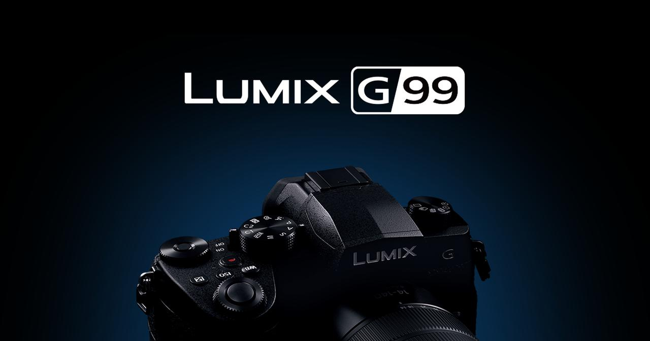 画像: DC-G99   Gシリーズ 一眼カメラ    デジタルカメラ LUMIX(ルミックス)   Panasonic