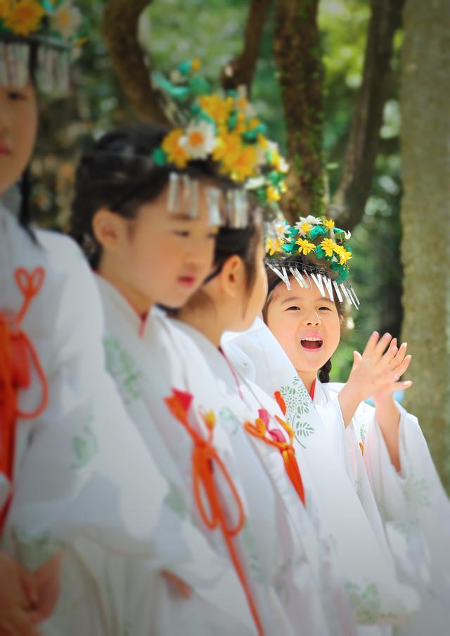 画像1: 高祖神楽の魅力はローカルな暖かさ