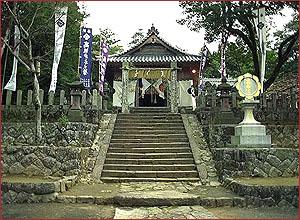 画像: 高祖神社