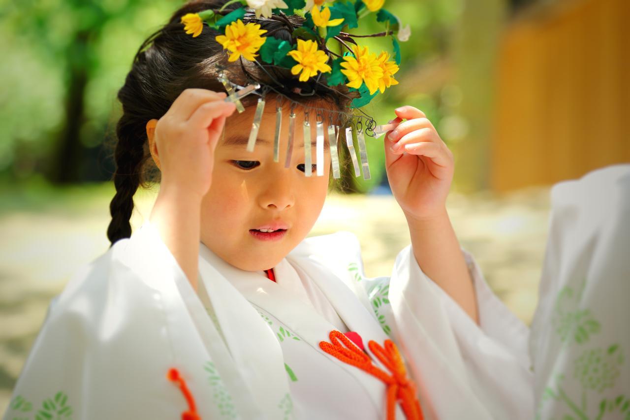 画像2: 高祖神楽の魅力はローカルな暖かさ