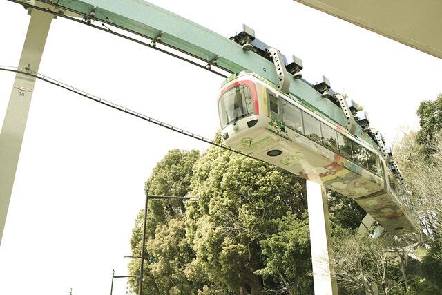 画像1: 上野で空中散歩…昭和探して江戸に迷い込んじゃった?