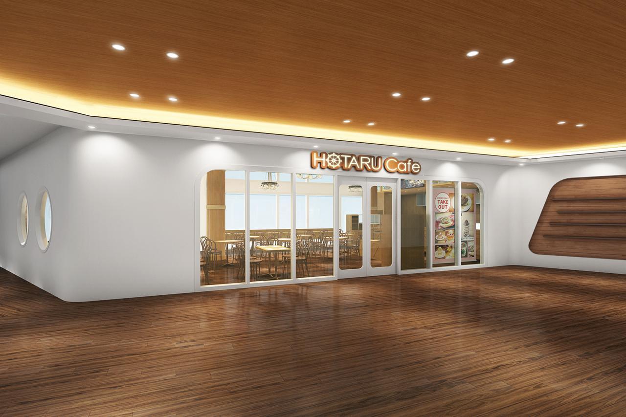 画像3: 5階には3軒の新店舗がオープン!