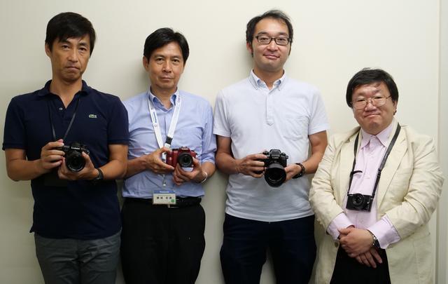 画像1: 祝10周年! マイクロフォーサーズのキセキ Panasonic 開発者インタビュー
