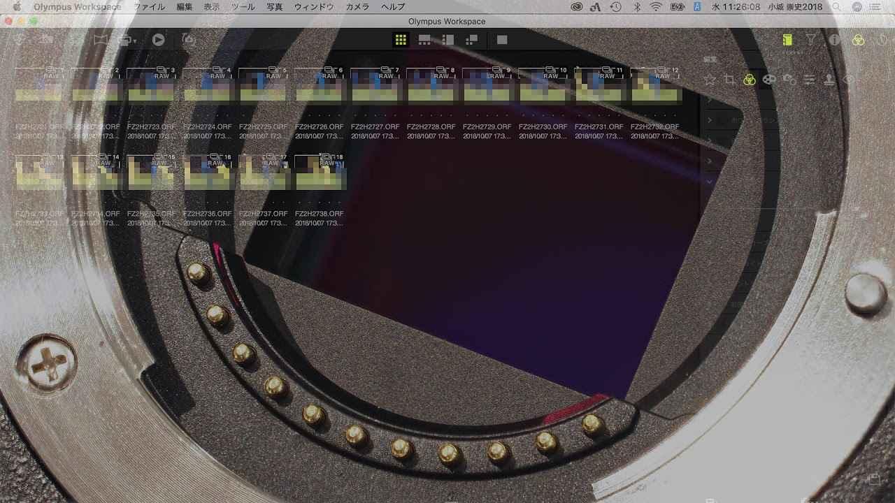画像: OM-D E-M1X MENU &TIPS Vol.8 フィールドスポーツを撮るためのカメラセッティング youtu.be