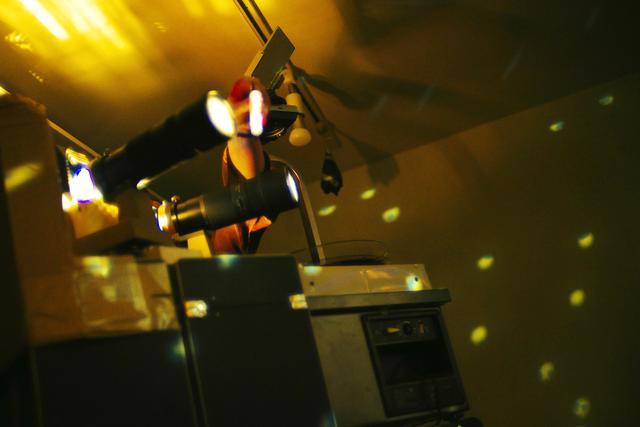 画像7: 本物だけが創り出せる本物の世界 大箱屋のLiquid light show