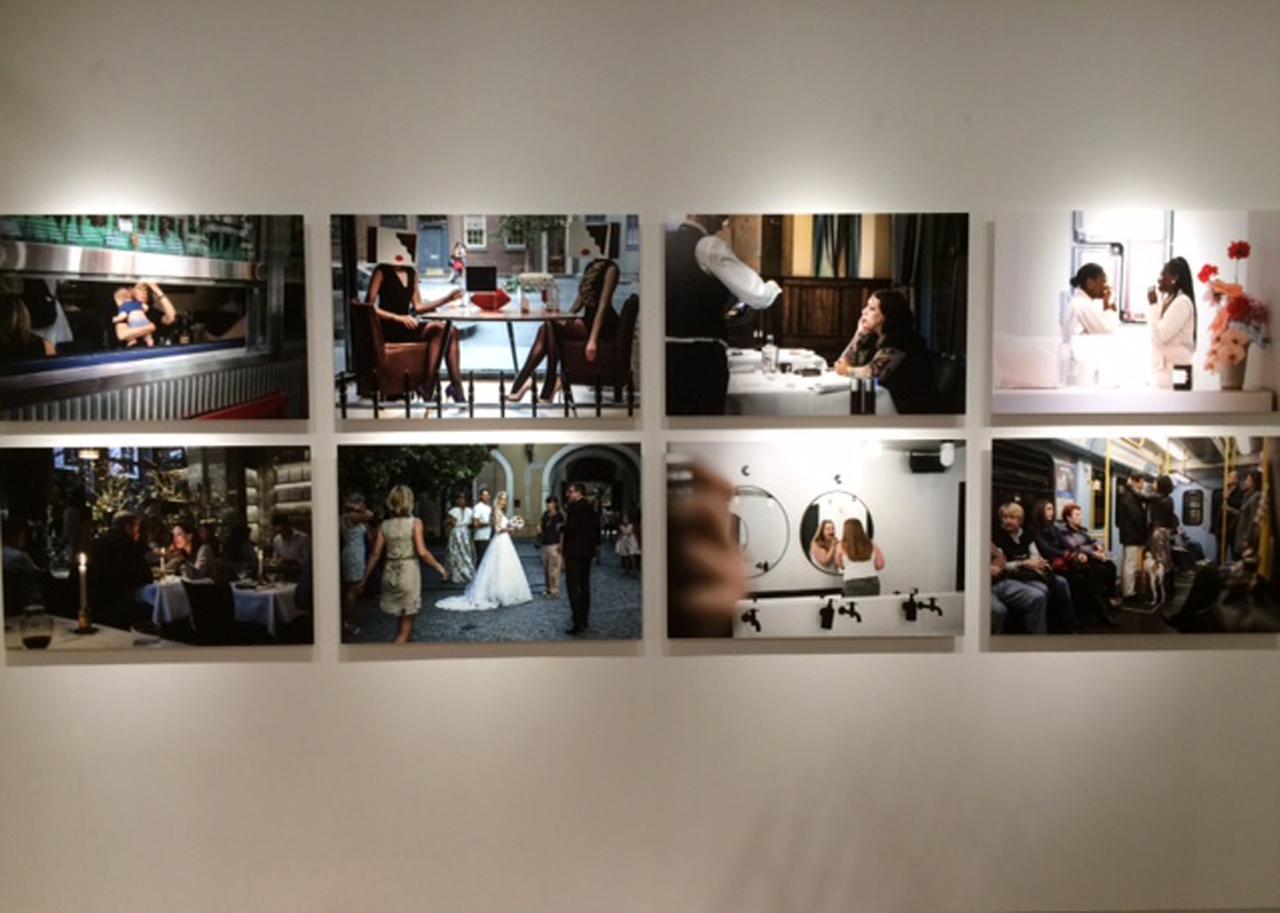 画像1: サトウヒトミ作品展 『Lady,Lady,Lady』には、世界中の女性たちがアクティヴに、美しく、セクシーに、写っています。