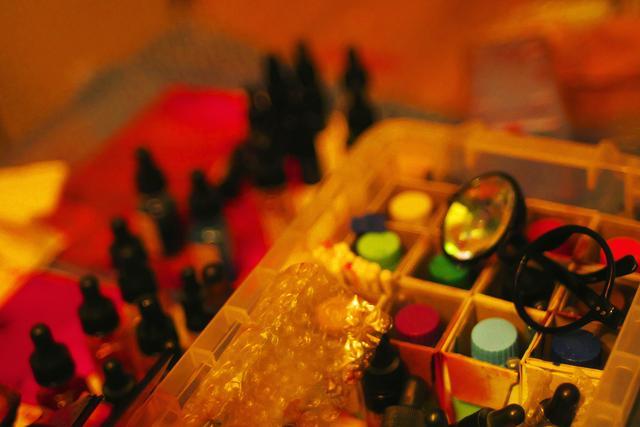 画像5: 本物だけが創り出せる本物の世界 大箱屋のLiquid light show