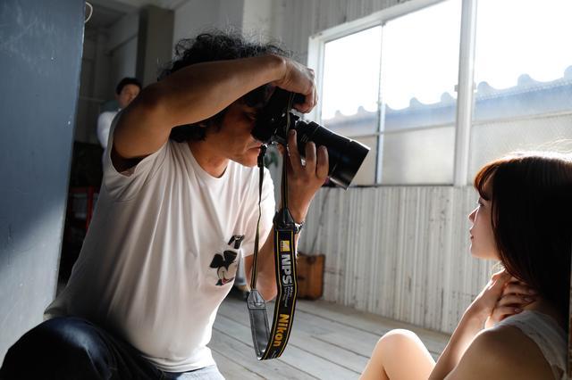 画像2: グラビアカメラマン松田忠雄氏による ポートレートワークショップ