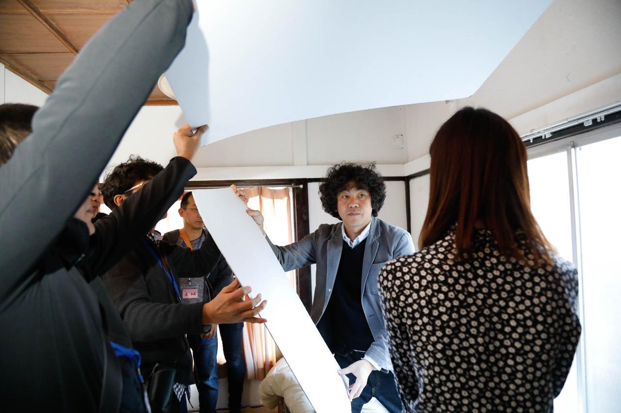 画像1: グラビアカメラマン松田忠雄氏による ポートレートワークショップ