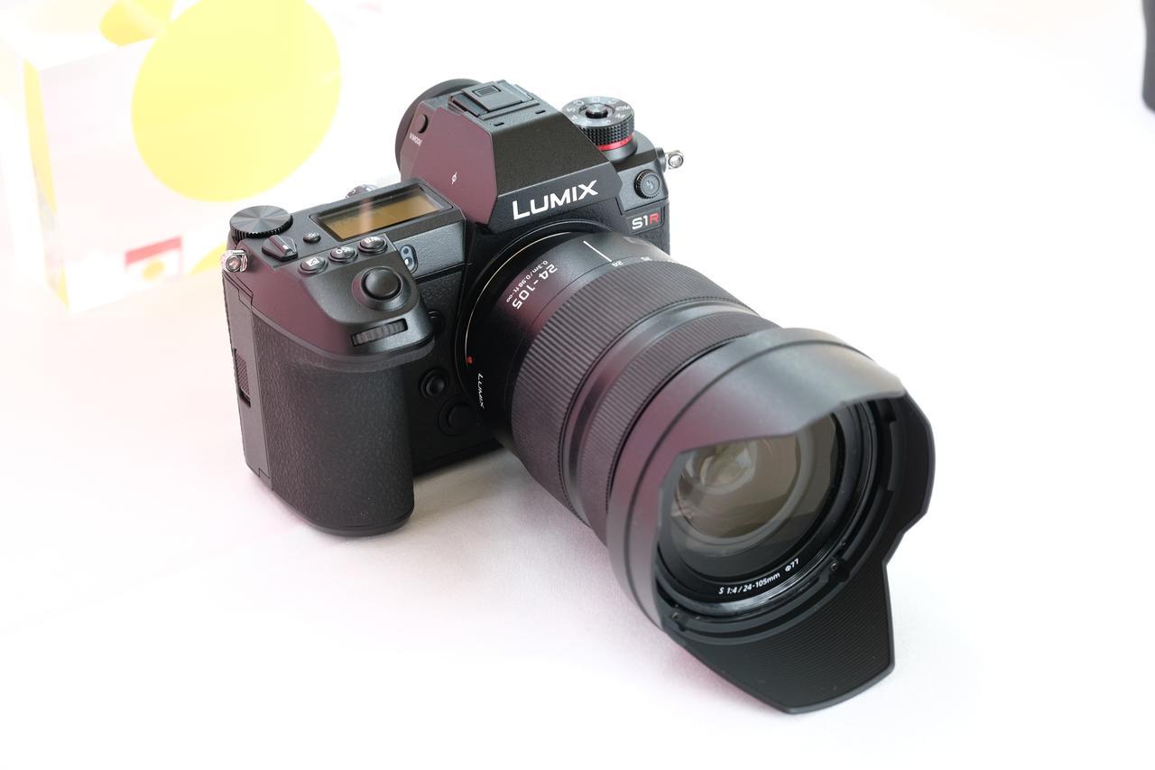 画像1: カメラグランプリ2019大賞はパナソニック LUMIX S1R