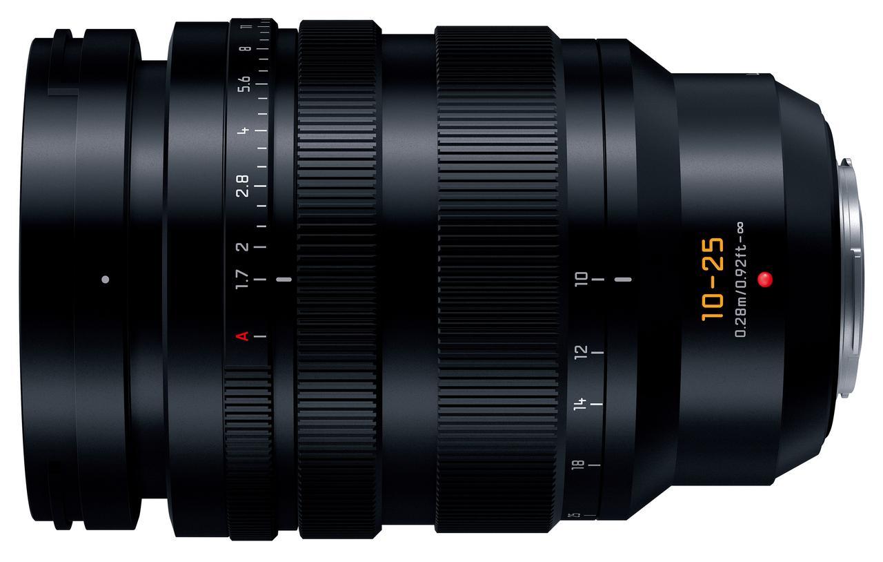 画像: LEICA DG VARIO-SUMMILUX 10-25mm/F1.7 ASPH.