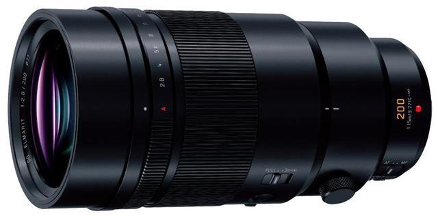 画像: マイクロフォーサーズ 用レンズ、LEICA DG ELMARIT 200mm/F2.8/POWER O.I.S.