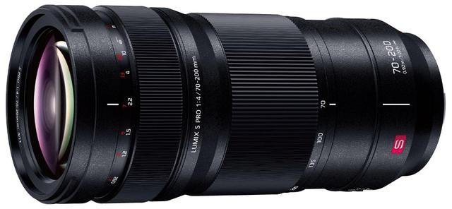 画像: Lマウント用レンズ、LUMIX S PRO 70-200mm F4 O.I.S.