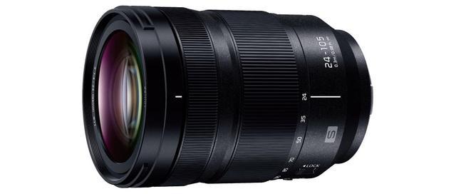 画像: Lマウント用レンズ、LUMIX S 24-105mm F4 MACRO O.I.S.