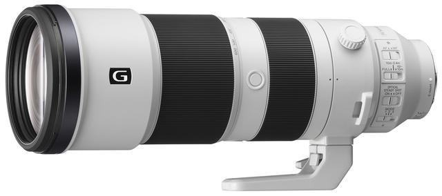 画像: FE 200-600mm F5.6-6.3 G OSS