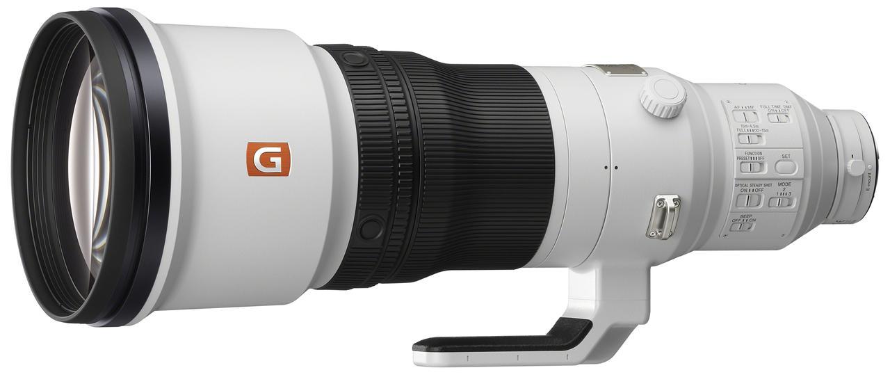 画像: FE 600mm F4 GM OSS