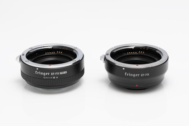 画像1: 最新の対応レンズリストはFringerのサイトに掲載されています。