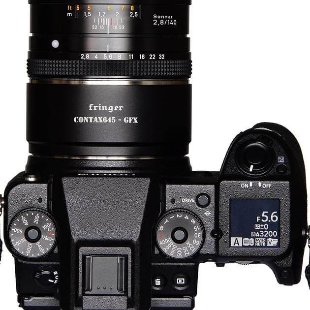 画像: Fringer smart adapters for Contax, Sony and Fujifilm