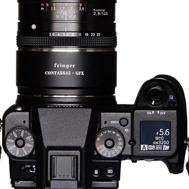 画像: Fringer smart adapters for Contax, Sony and Fujifilm