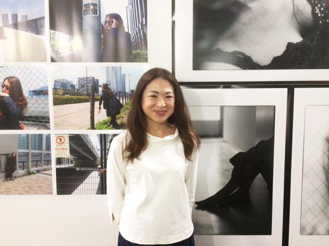 画像: モデルであり女優でもある和田環さんが二度目の写真展を開催中です。題して『環Ⅱ(たまき2)』です。