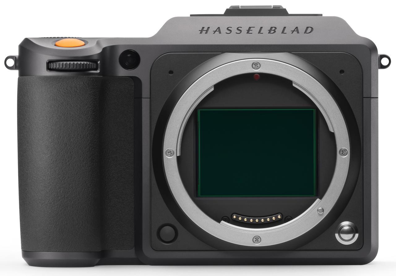 画像: ハッセルブラッドX1D II 50C正面