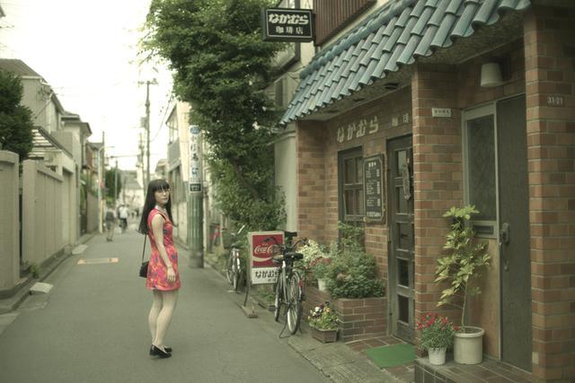 画像1: おとなりの駅、高円寺へ移動 さっそくお茶を「なかむら珈琲店」で